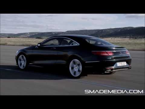 Mercedes-Benz S-Class Coupe Exterior inDESIGN Overview – inDESIGN – SMADEMEDIA.COM