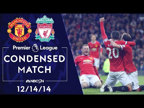 Premier League Classics: Man United v. Liverpool | CONDENSED MATCH | 12/14/14 | NBC SPORTS