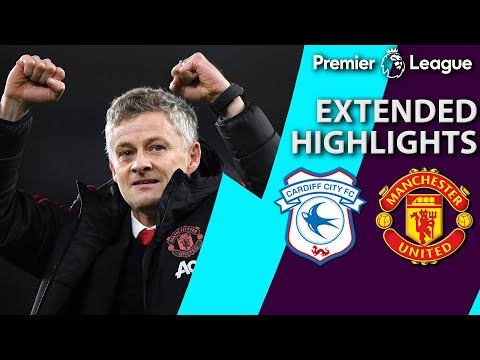 Cardiff City v. Manchester United   PREMIER LEAGUE EXTENDED HIGHLIGHTS   12/22/18   NBC Sports