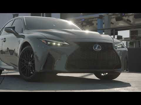 FIRST LOOK: 2022 Lexus IS500 F Sport Performance Launch Edition | THE SMADE: CHANNEL