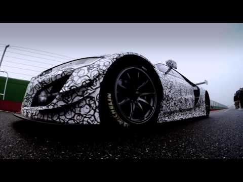 Acura – NSX – GT3 – Reveal – MST