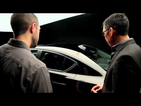 Acura – Acura Headquarters – Tyson Hugie Discusses the ILX Exterior Design