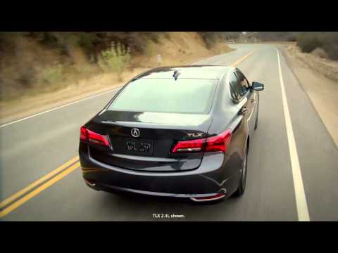Acura – 2015 TLX Design – Noise, Vibration and Harshness