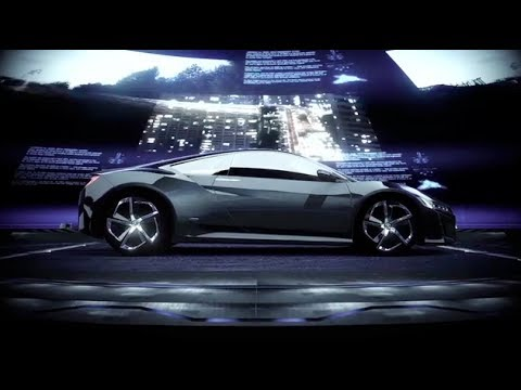 Acura – NSX – Concept Video