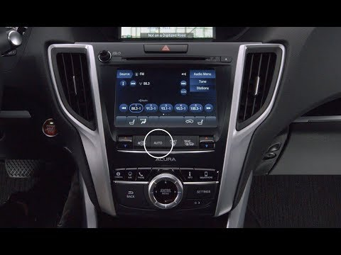 Climate Control System-Controls