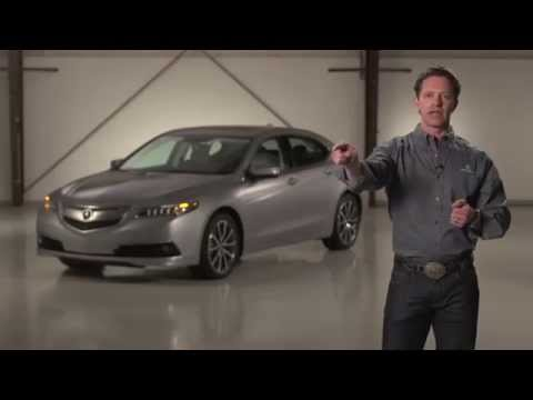 Acura – 2015 TLX – Natural Connection