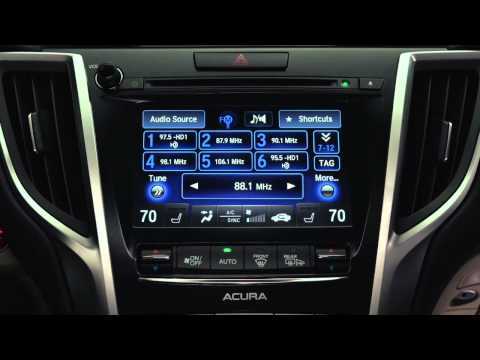 Audio System Overview – TLX