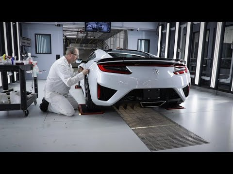 All Access: Acura Performance Manufacturing Center (PMC)