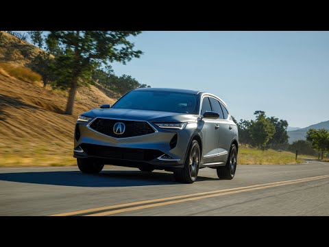 Introducing the Next-Generation Acura MDX Prototype