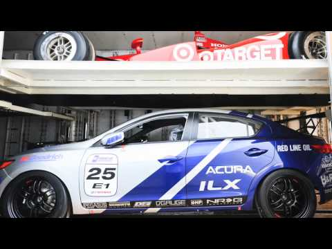 Acura – Racing the ILX: 25 Hours of Thunderhill