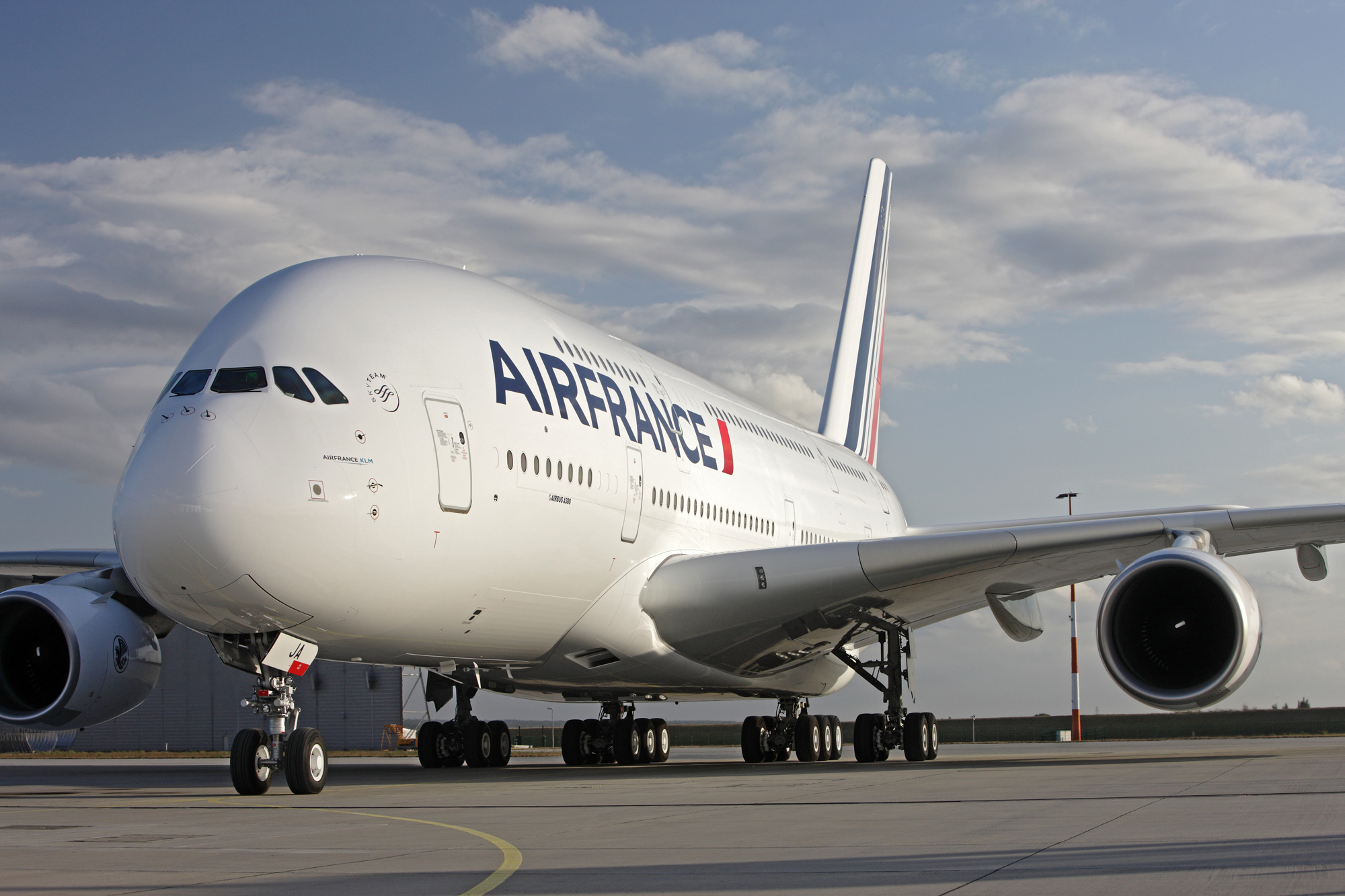 Featured Image - Air France A380
