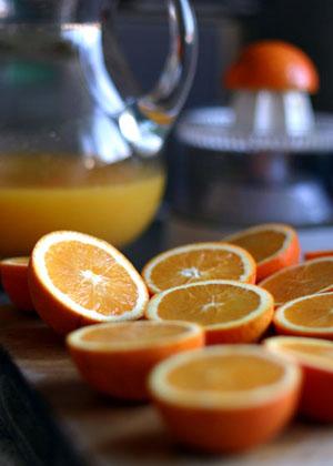 Yummy Oranges