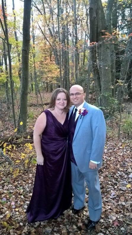 david andi us wedding