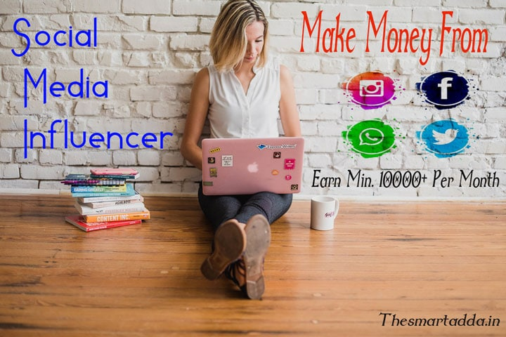 How To Make Money On Instagram (in Hindi)