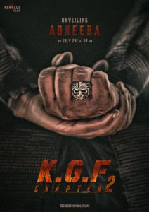 K.G.F Movie Chapter 2