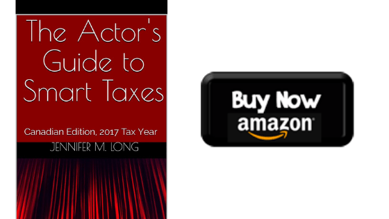 Actor's Guide to Smart Taxes