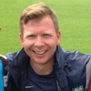 Jamie Barker CP Football