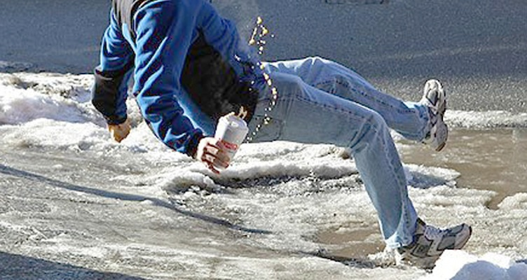 Reduce Slips and Falles Due to Ice and Snow with SmartMelt Snow Melting Systems