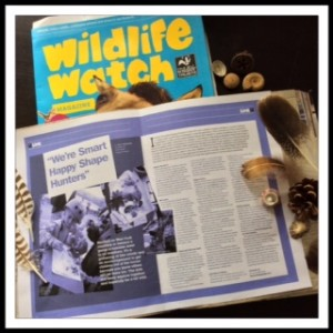 the smart happy project in wildlife trusts magazine