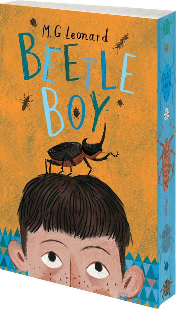 Beetle Boy by M.G. Leonard