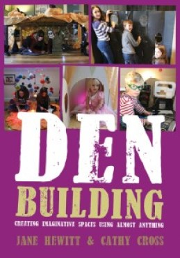 den building in the classroom