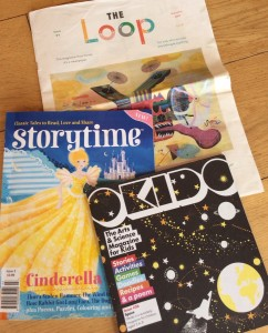 magazines to read with children