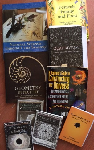 nature and geometry books
