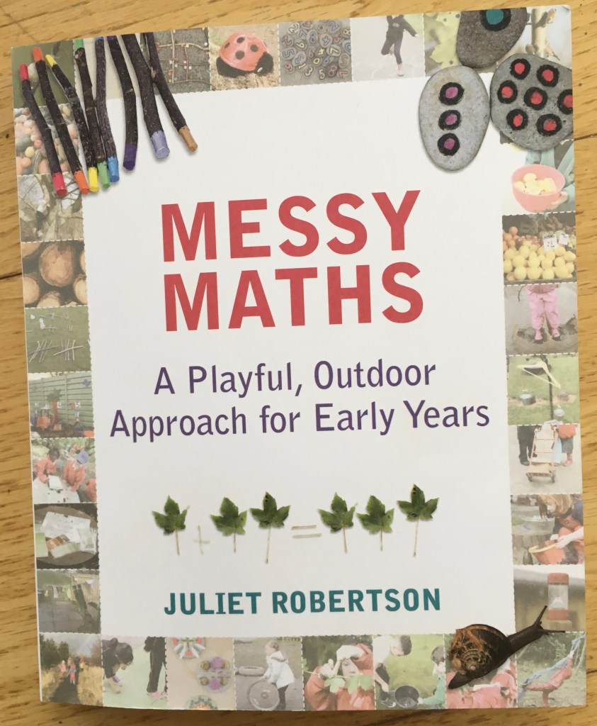 Messy Maths - book review