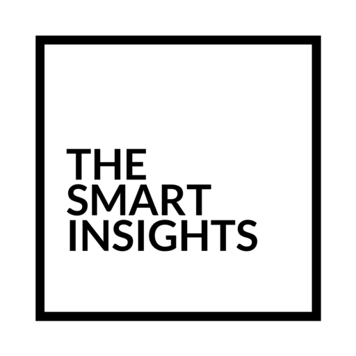The Smart Insights logo in black