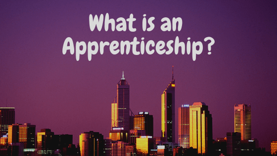 What is an apprenticeship scheme