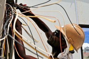 Apprenticeship scheme electrician