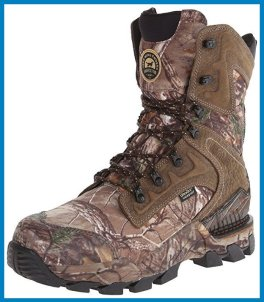 Irish Setter Men's 4837 Deer Tracker 10 Hunting Boot