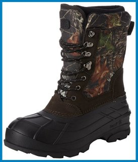 Kamik Men's Nation Camo Hunting Boot