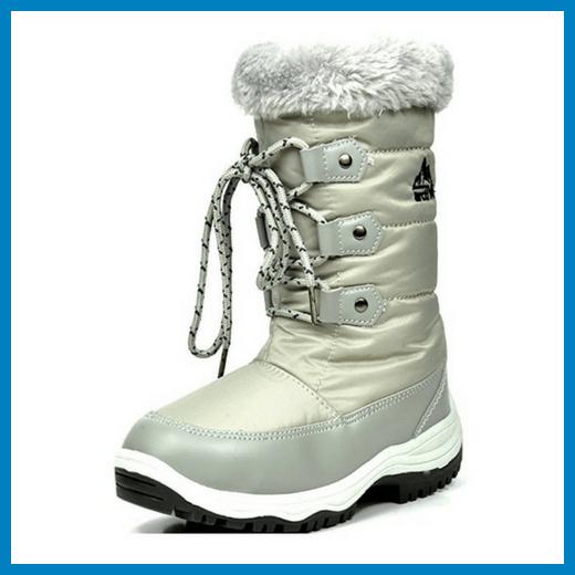 ARCTIV8 NORDIC New Girls Winter Boot