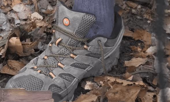 Light Hiking Boots