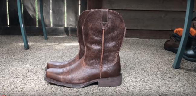 How To Break In Cowboy Boots