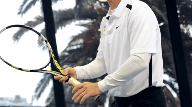 how to play tennis rules