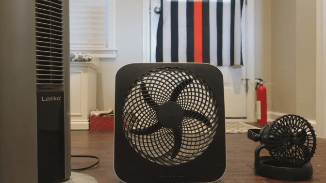 Best Fan For Tent Camping