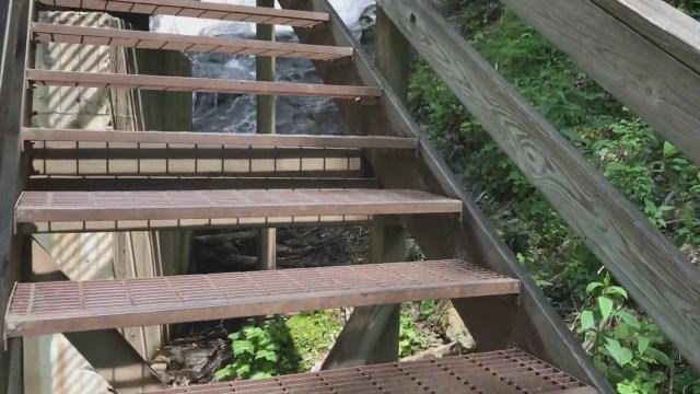 Hiking the Appalachian Trail