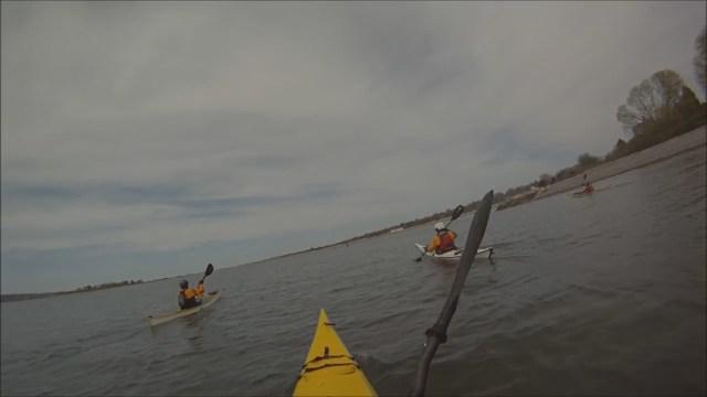 Kayaking in Rhode Island