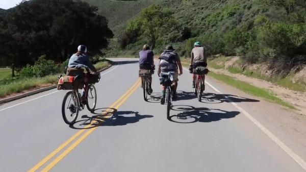 budget bikepacking bikepacking