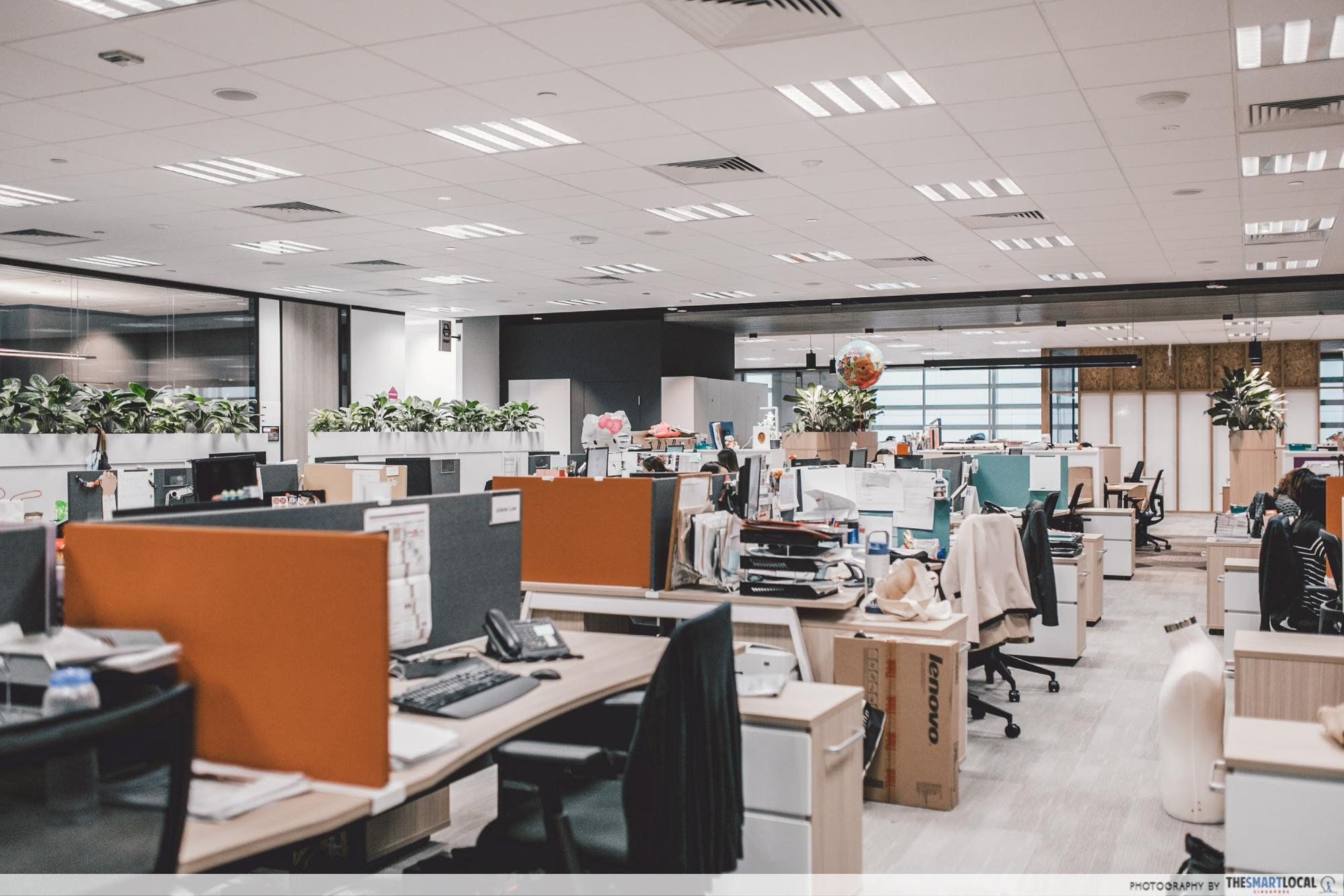 5 Dream Companies With The Coolest Offices In Singapore In