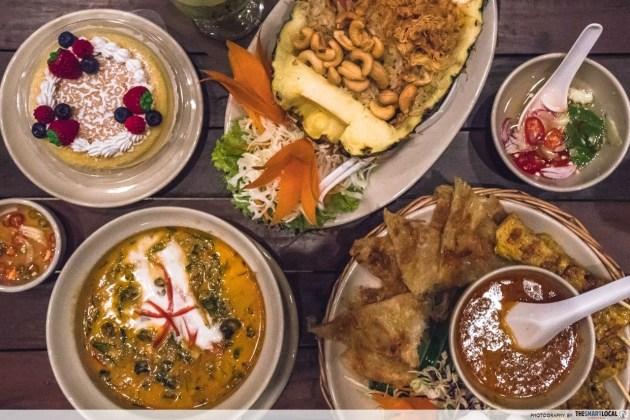 Keeree Mantra Restaurant's food