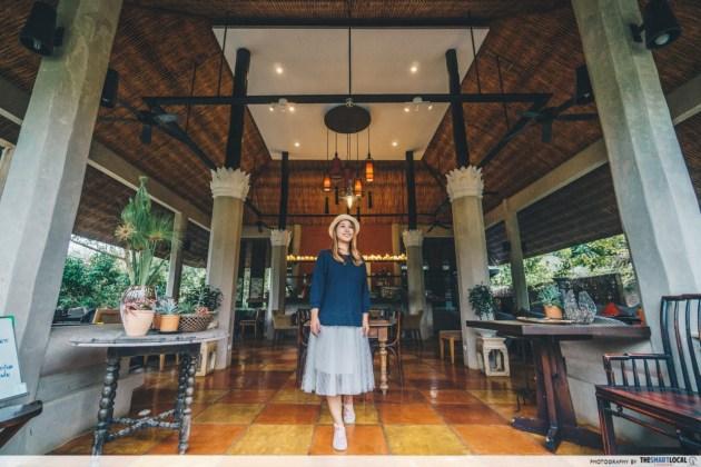 Anna Farm & Eatery - restaurant interior