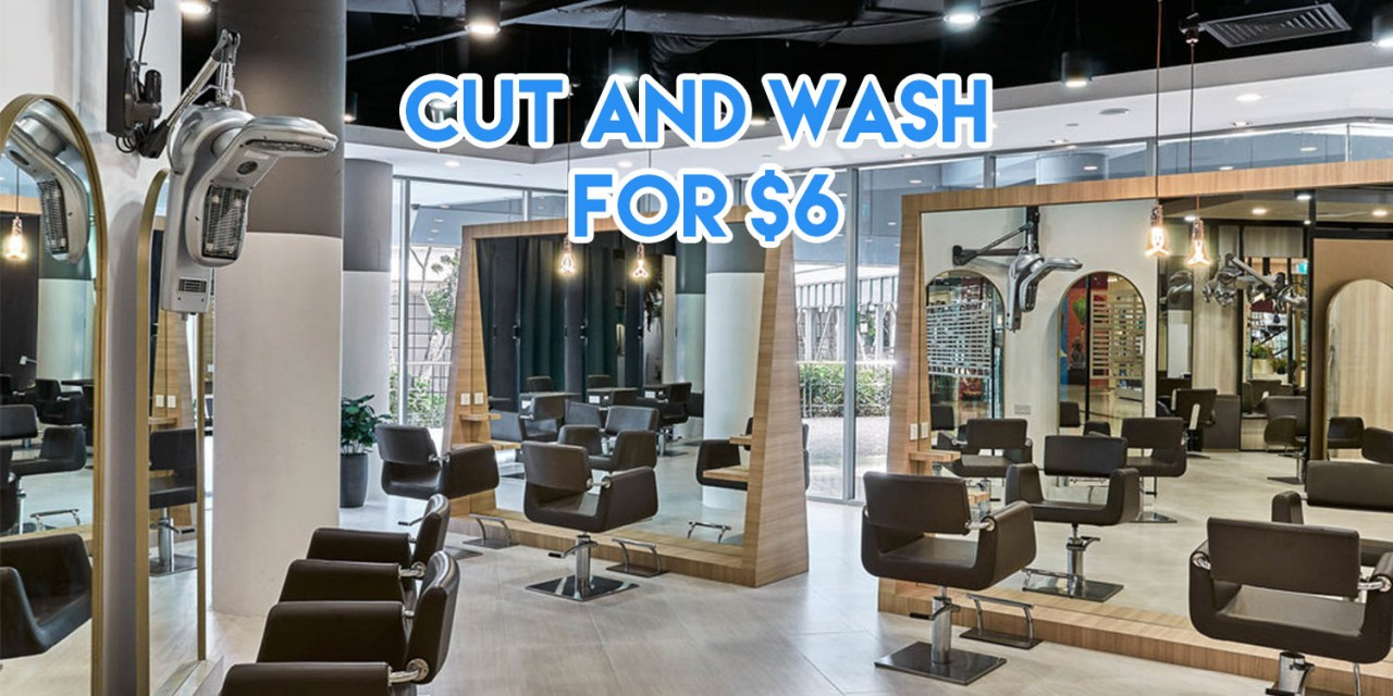 10 Budget Hair Salons In Singapore That Charge Even Less