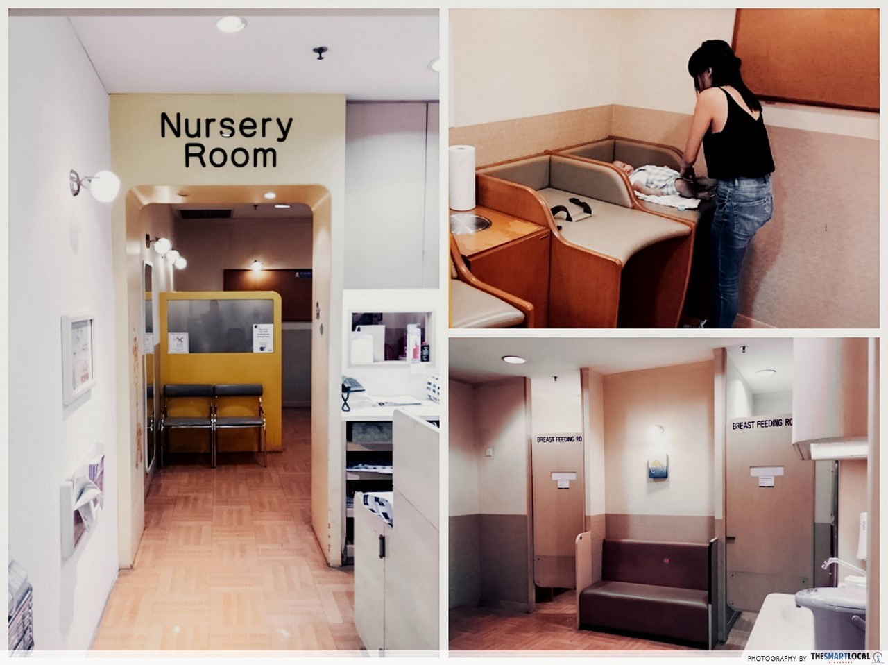 17 Nursing Rooms In Orchard For Singaporean Mums To Freely Shop With Baby In Tow TheSmartLocal