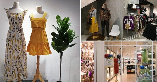 8 Thrift Shops In Kuala Lumpur For Cheap Pre-Loved Clothes In Good Condition