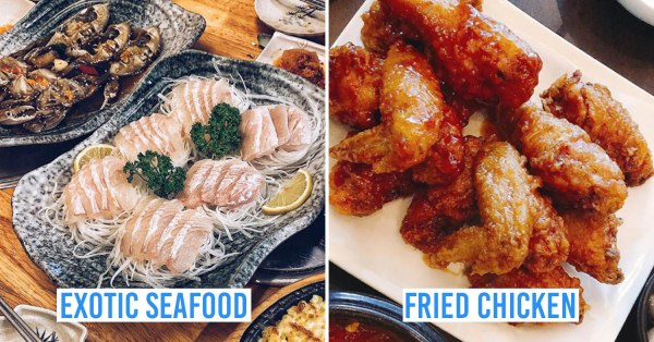 Korean Food In KL: 10 Authentic Restaurants For Army Stew, Fried Chicken & Live Octopus