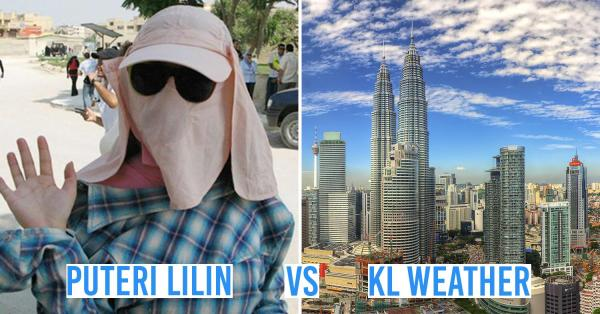 9 Struggles Every Puteri Lilin In Malaysia Goes Through That Explain Why We Legit Cannot Go Under The Sun