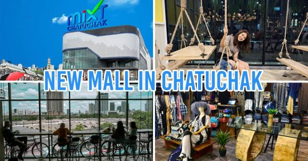 Mixt Chatuchak - Shops To Visit At New Bangkok Mall Next To Chatuchak Market